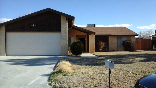 21520 Randsburg Mojave Road, California City, CA 93505
