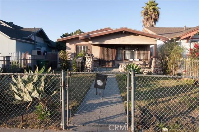 931 W 54th Street, Los Angeles, CA 90037