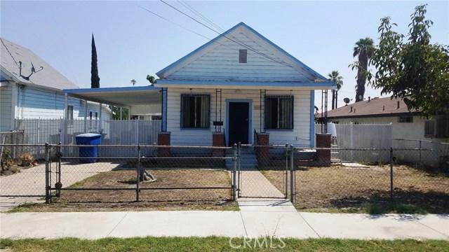 665 N J Street, San Bernardino, CA 92411