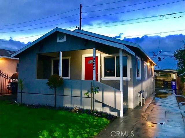 9222 Hooper Avenue, Los Angeles, CA 90002