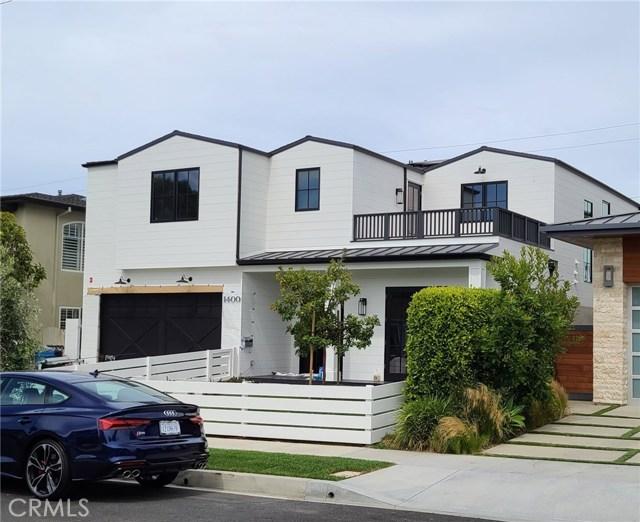 1400 Lynngrove Drive, Manhattan Beach, California 90266, 5 Bedrooms Bedrooms, ,2 BathroomsBathrooms,For Sale,Lynngrove,SB20104376