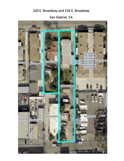 216 E Broadway, San Gabriel, CA 91776