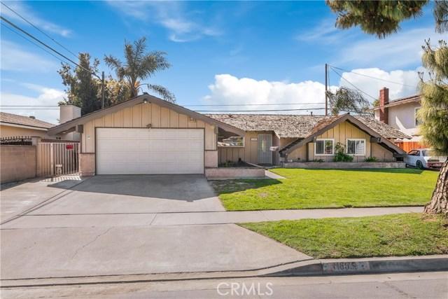 11605 Palmwood Drive, Garden Grove, CA 92840