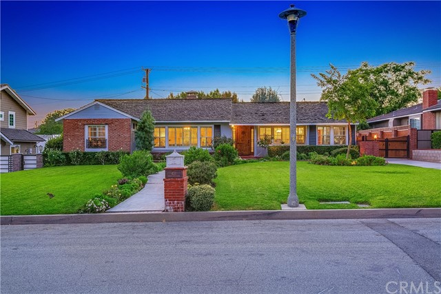 431 Monte Vista Road, Arcadia, CA 91007