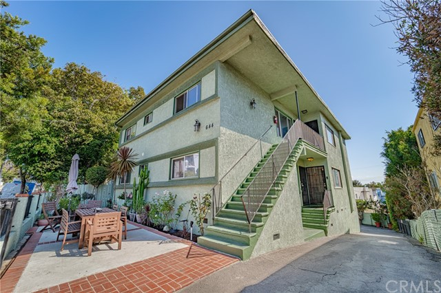 Welcome to the best opportunity available in Santa Monica.  This 4 unit property has been family owned for over 30 years and is finally available for someone else to call it his or her own.  Walking distance to Main Street, Ocean Blvd and the beach, this property offers you a unique opportunity .  2 units offer 3 bedrooms , 1 bathroom and 2 units offer 2 bedrooms, 1 bathroom.  Only one unit will remain rented which creates a perfect opportunity for a fresh start.  The building is well maintained and has many upgrades.  Owners have also used a large additional space within the building as a bonus unit  for personal use. This amazing 1 bedroom 1 bathroom with a kitchen and spacious living room offers amazing opportunities.  Owners have advised that retrofit is not required on the building (buyers to verify and rely on their own findings). With plenty of street parking, walking distance to Whole Foods and other convenient stores, everything about this building offers the opportunity of a lifetime!