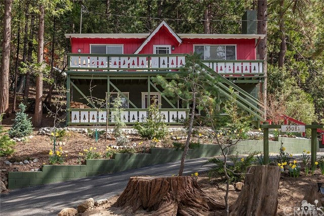 55081 55081 Tahquitz View Dr. Drive, Idyllwild, CA 92549