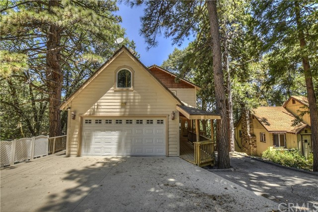 24978 Crest Forest Drive, Crestline, CA 92325