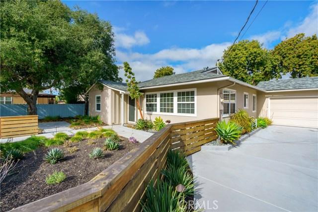 732  Rougeot Place, San Luis Obispo, California