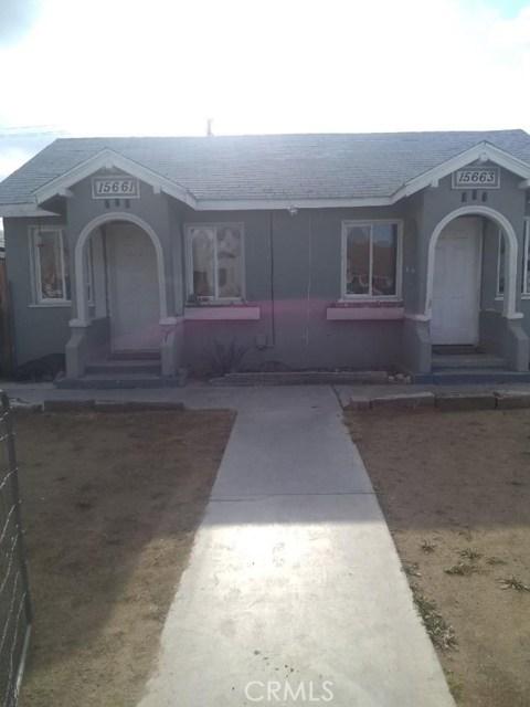 15661 K Street, Mojave, CA 93501