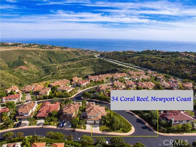 34 Coral Reef, Newport Coast, CA 92657