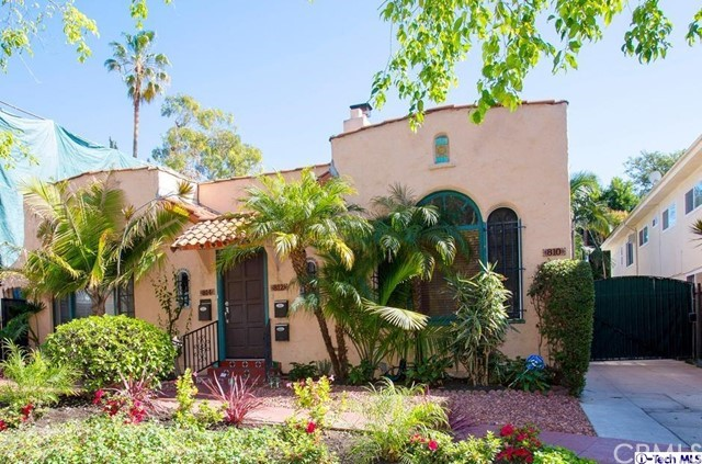 812 N Sycamore Avenue, Los Angeles, CA 90038