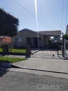 8119 Alix Avenue, Los Angeles, CA 90001