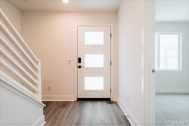 Interior - Front Door