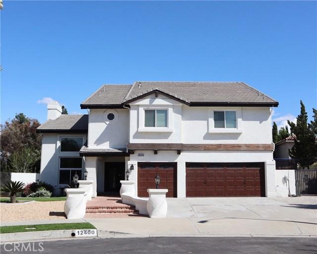 Photo of 12400 Cascade Canyon Drive, Granada Hills, CA 91344