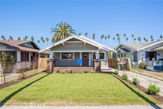 4504 S Van Ness Avenue, Los Angeles, CA 90062