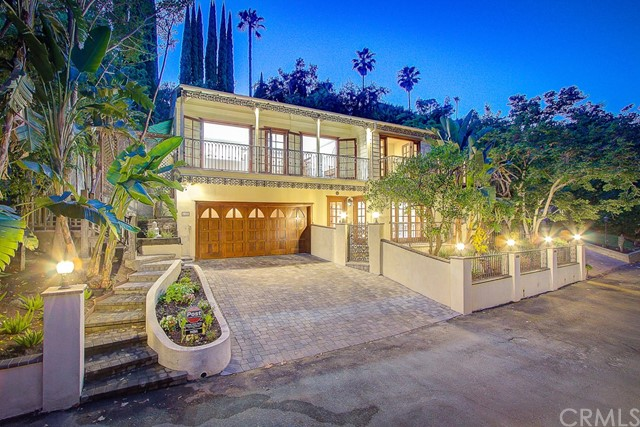 2159 Fern Dell Place, Los Feliz, CA 90068