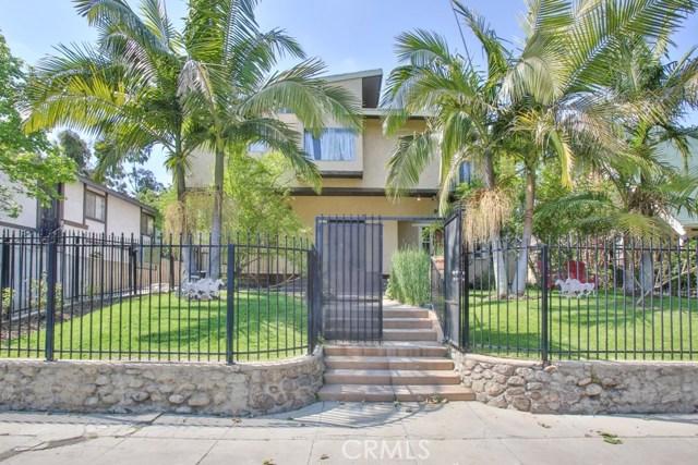2005 S La Salle Avenue, Los Angeles, CA 90018