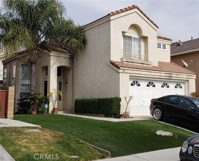 827 Amber Oaks Circle, Pomona, CA 91767