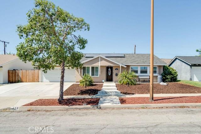 429 Silverdale Drive, Pomona, CA 91767