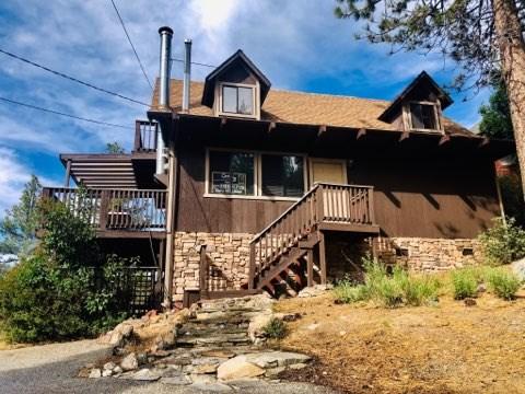 1612 Zermatt Drive, Pine Mtn Club, CA 93222