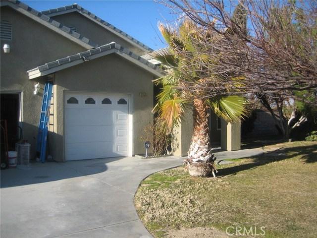 21533 Ives Drive, California City, CA 93505