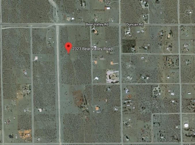 2323 Bear Valley Road, Pinon Hills, CA 92372