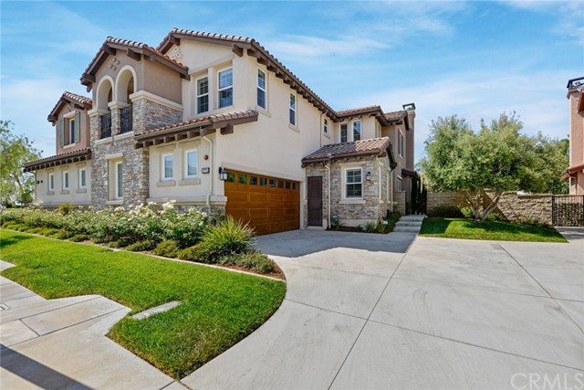 17771  Via Roma, one of homes for sale in Yorba Linda