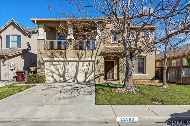 22392 Black Gum Street, Moreno Valley, CA 92553