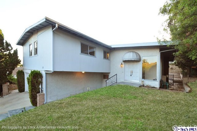 1511 HEATHER RIDGE Drive, Glendale, CA 91207