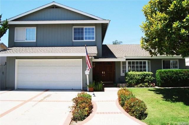 16731 Summercloud Lane, Huntington Beach, CA 92647