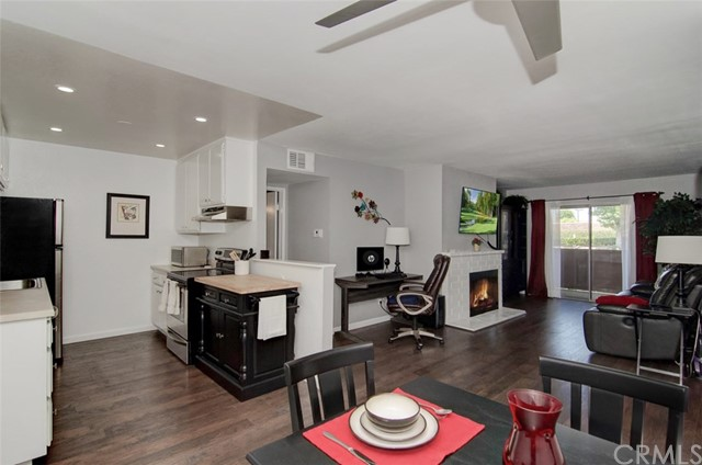 Open concept living provides that great room feel!