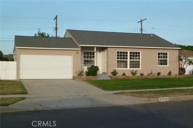 15606 S Orchard Avenue, Gardena, CA 90247
