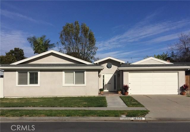 16232 Fairway Lane, Huntington Beach, CA 92649