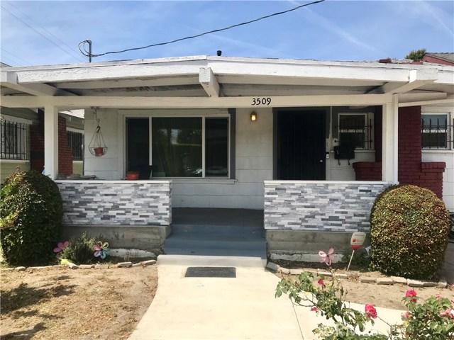 3509 Raymond Avenue, Los Angeles, CA 90007