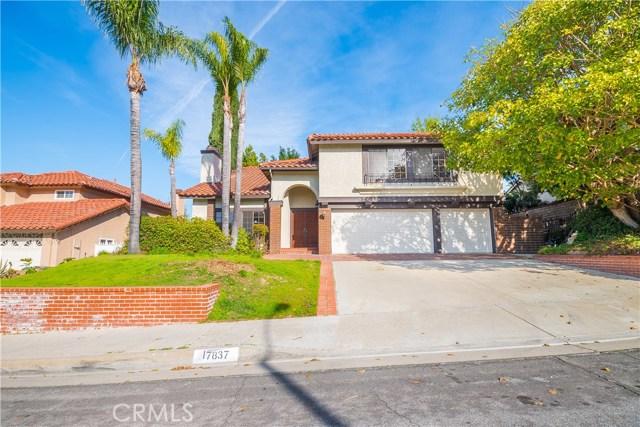 17837 Calle Los Arboles, Rowland Heights, CA 91748