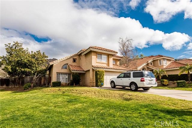 21228 Pala Foxia Place, Moreno Valley, CA 92557