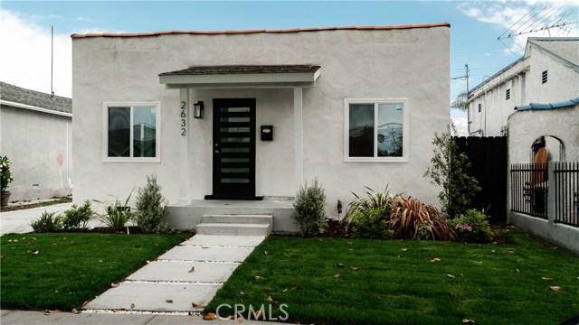 2632 S Spaulding, Los Angeles, CA 90016