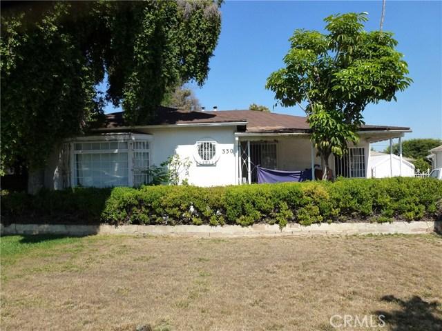 330 S Chandler Avenue, Monterey Park, CA 91754