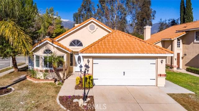 11836 Antler Peak Court, Rancho Cucamonga, CA 91737