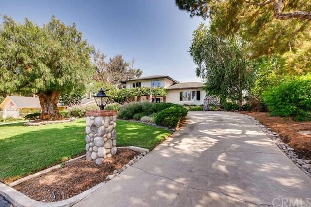 One of Yorba Linda 4 Bedroom Homes for Sale at 18811  Oriente Drive