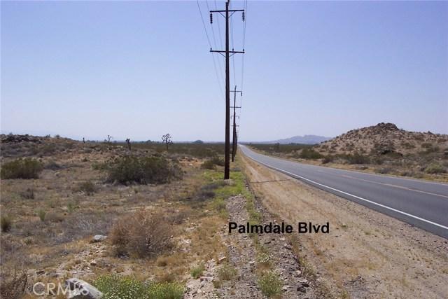 0 Vac/Cor Plmdle Pvd /220, Palmdale, CA 93591