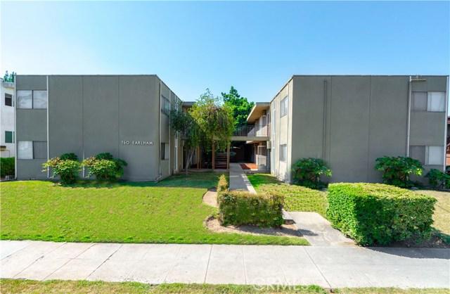 760 Earlham Street, Pasadena, CA 91101