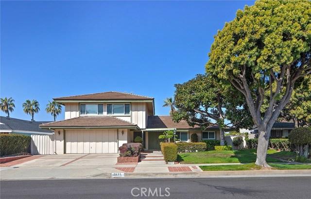 2633 Bamboo Street, Newport Beach, CA 92660