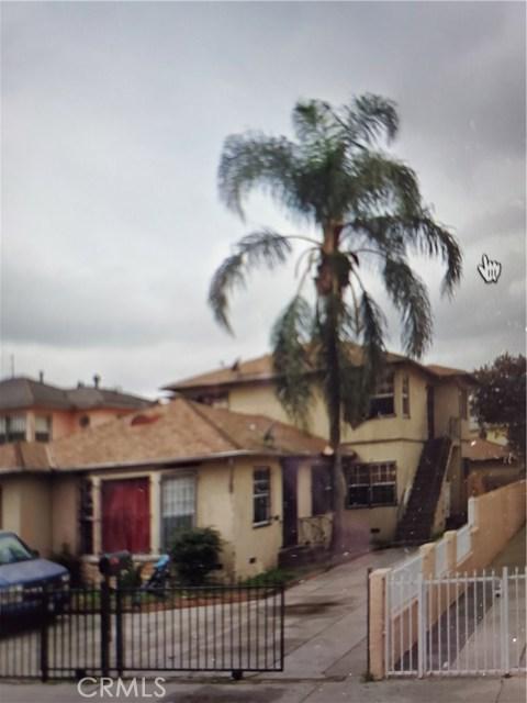 6119 S Harvard Boulevard, Los Angeles, CA 90047