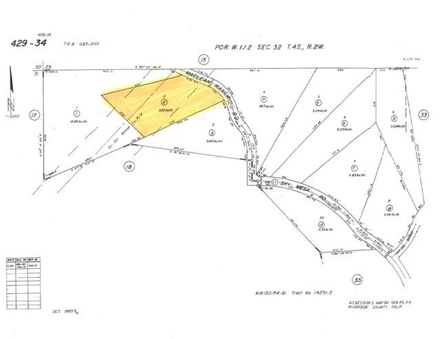 22975 Sky Mesa Rd, Juniper Flats, CA 92548 Photo 1