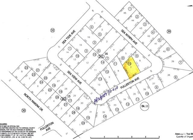 2476 Fullerton Avenue, Salton City, CA 92275