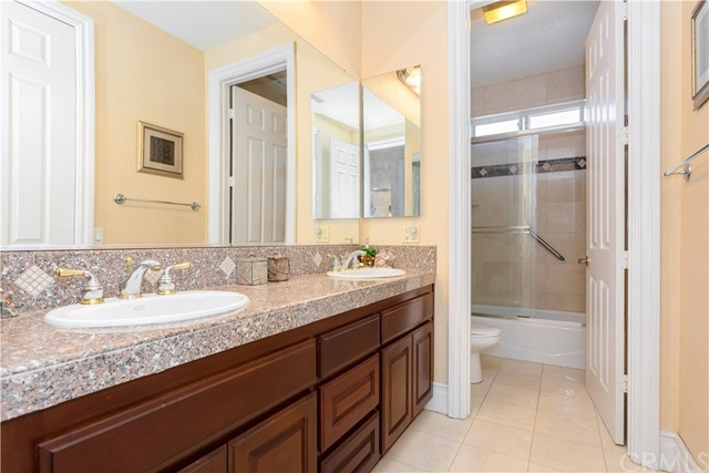 Guest Bathroom Lower Level