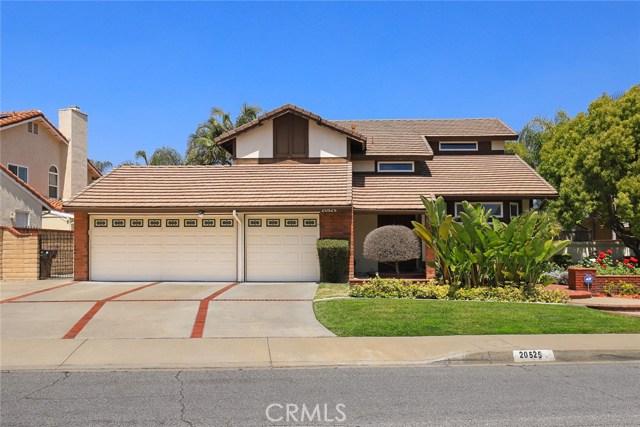 20525 E Peach Blossom Rd, Walnut, CA 91789