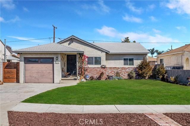 9503 Homebrook Street, Pico Rivera, CA 90660