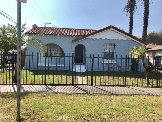 600 W 104th Pl, Los Angeles, CA 90044